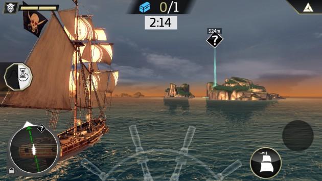 Скачать assassins pirates на андроид