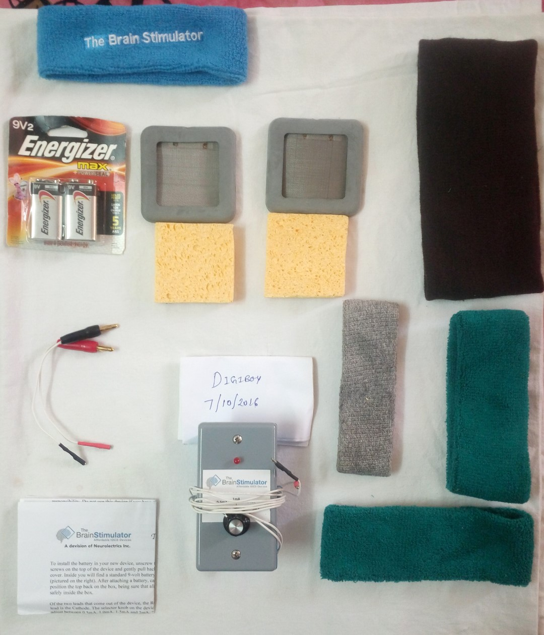 FS: Others - Brain Stimulator Device [Sold]   TechEnclave - Indian