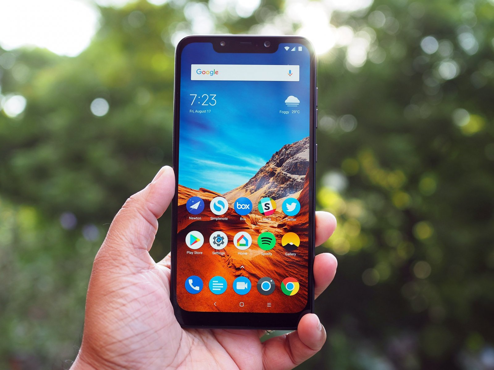Poco F1 smartphone officially launched! (With SD845, 6GB/64GB