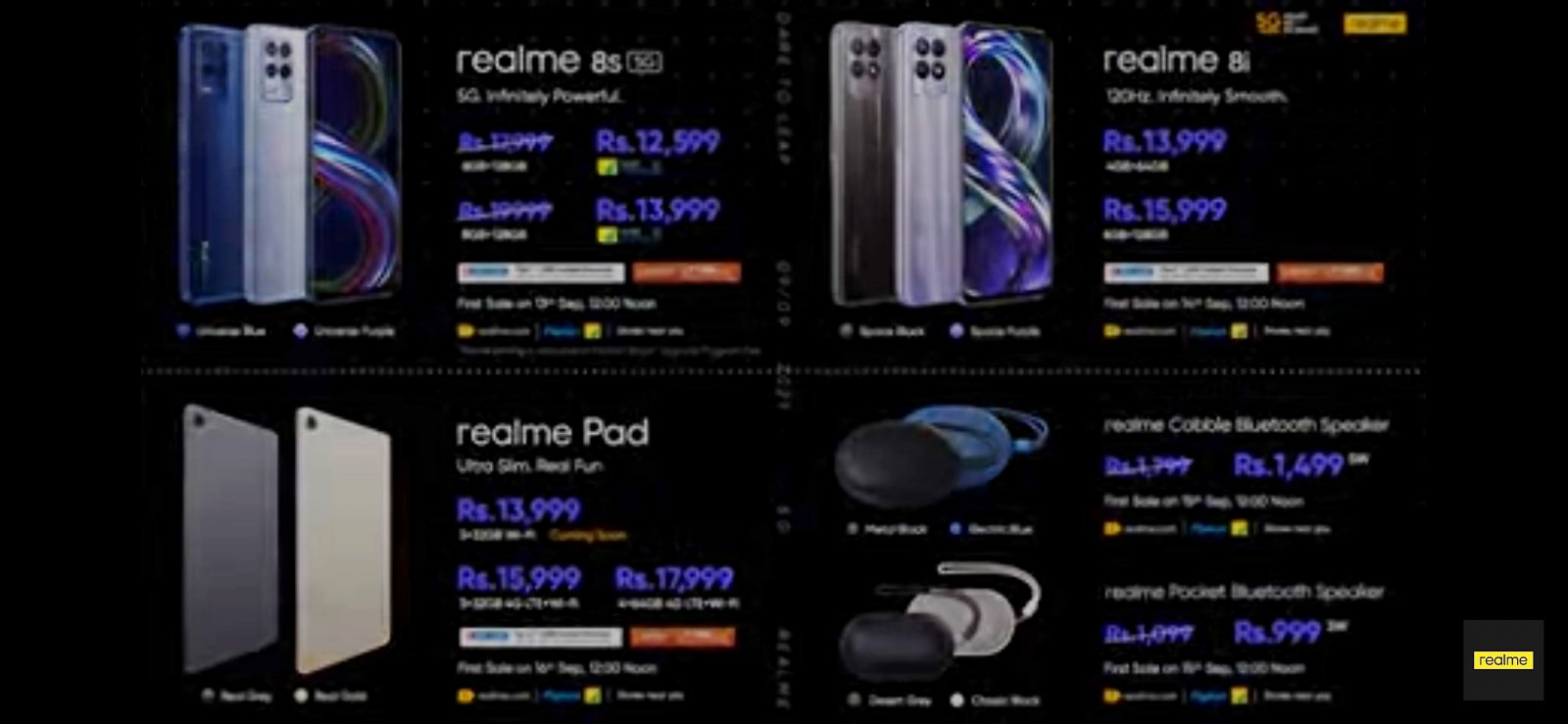 realme new launch prices 9-09-21.jpg