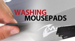 How to clean your mousepad and keep it as good as new