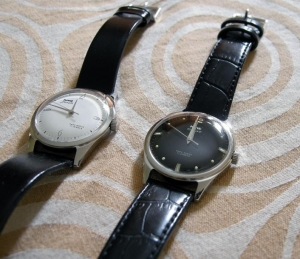 HMT watches I own