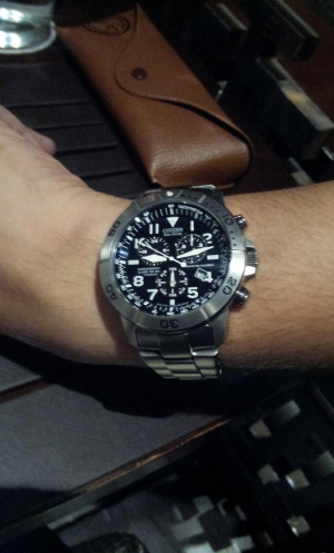 Citizen Eco-drive :)