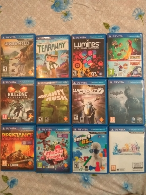 PS Vita Collection