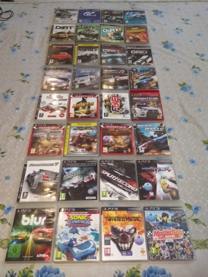 PS3 Driving Games