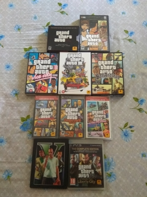 Overall Gta Collection