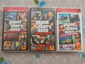 GTA on Handhelds