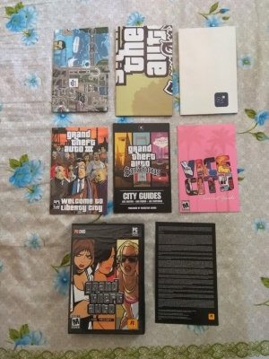 GTA 3D Universe Trilogy