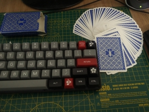 GH60 with Absolut Playing cards